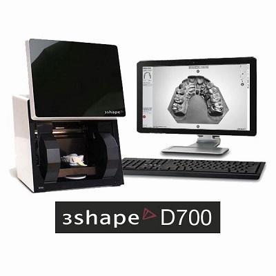 Stroj 3SHAPE-D700.