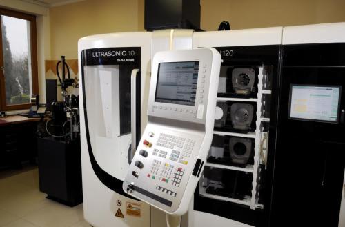 Prístroj DMG Ultrasonic 10.